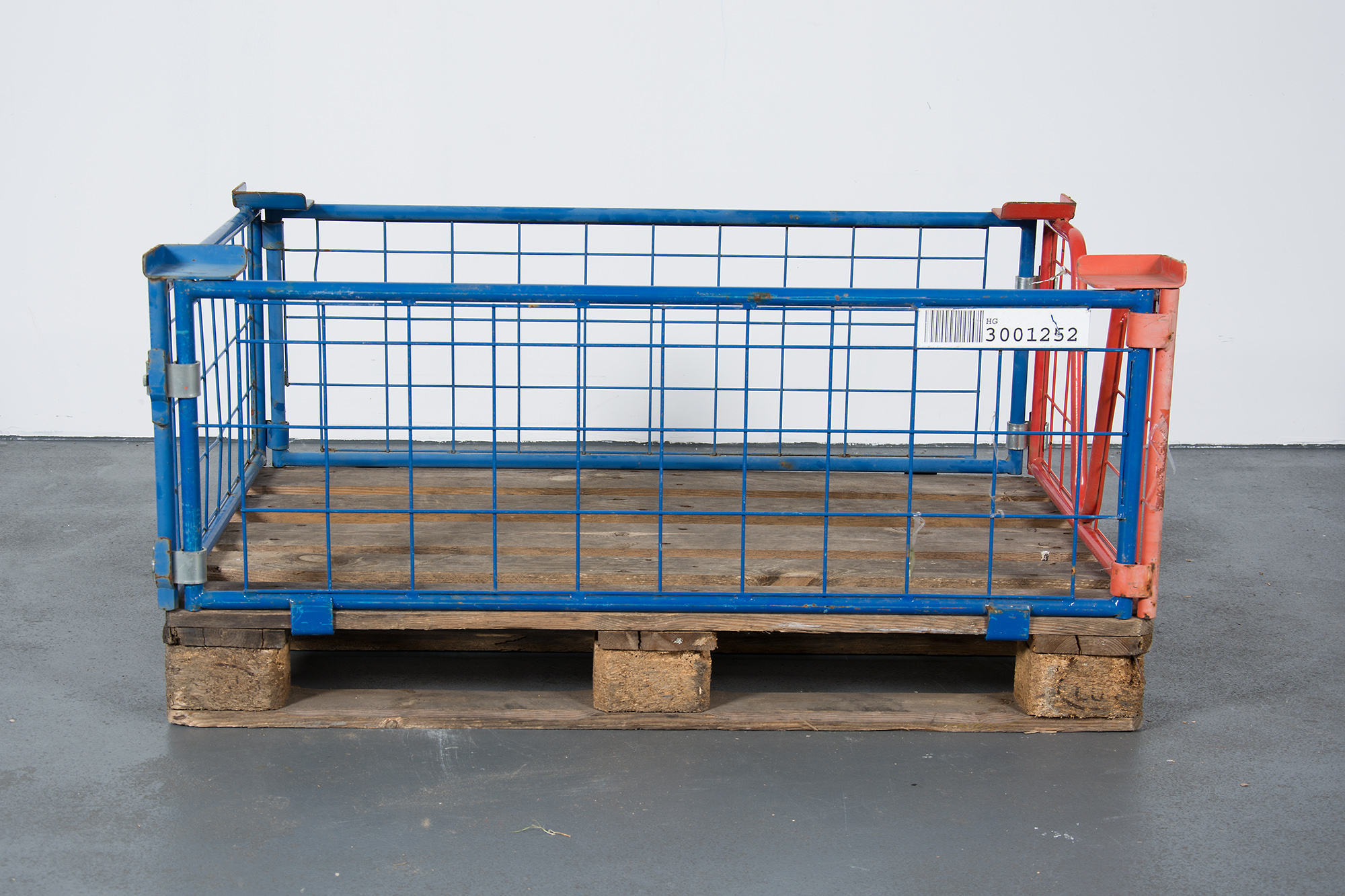 gitter aufsatzrahmen 120x80x40 f r paletten ab 0 06 pro tag miethandel. Black Bedroom Furniture Sets. Home Design Ideas